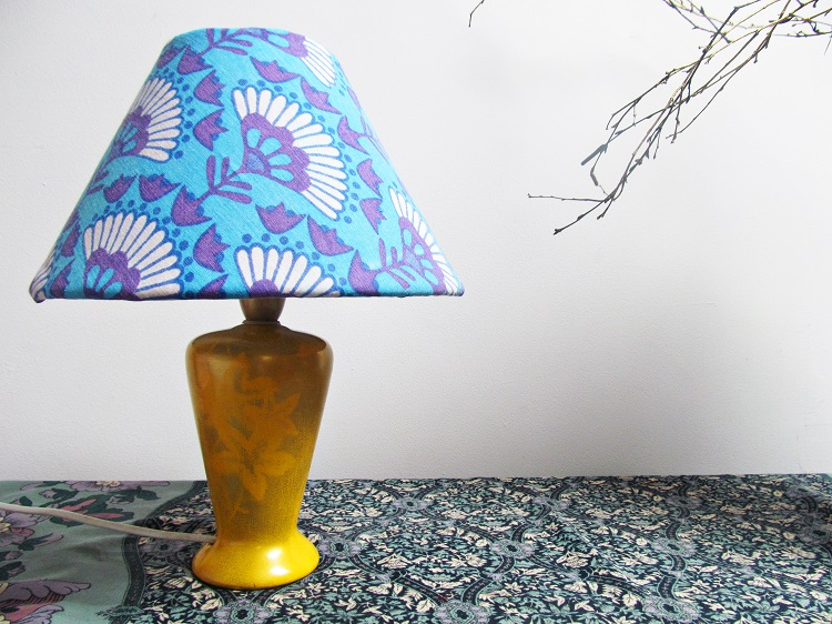 Jessthetics / Covered Lamp