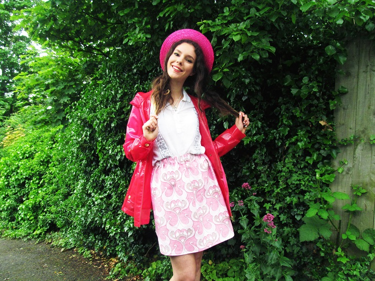 Jessthetics / Pink Raincoat
