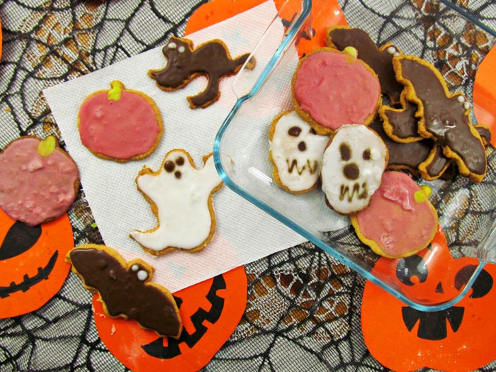 Jessthetics / Vegan Halloween Sugar Cookies