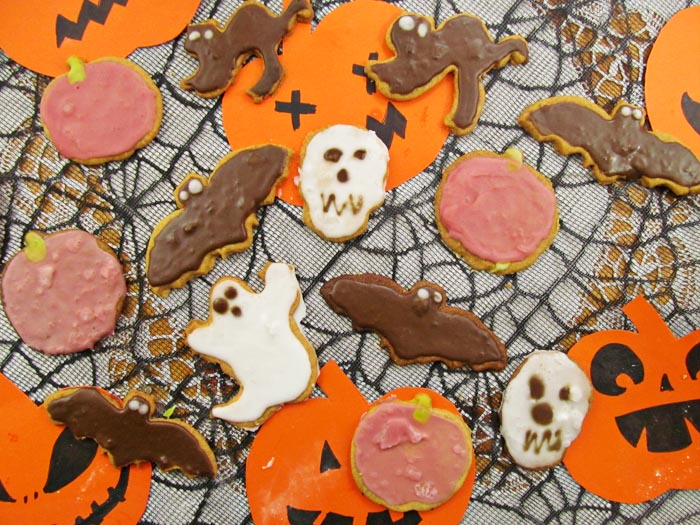 Jessthetic / Vegan Halloween Sugar Cookies