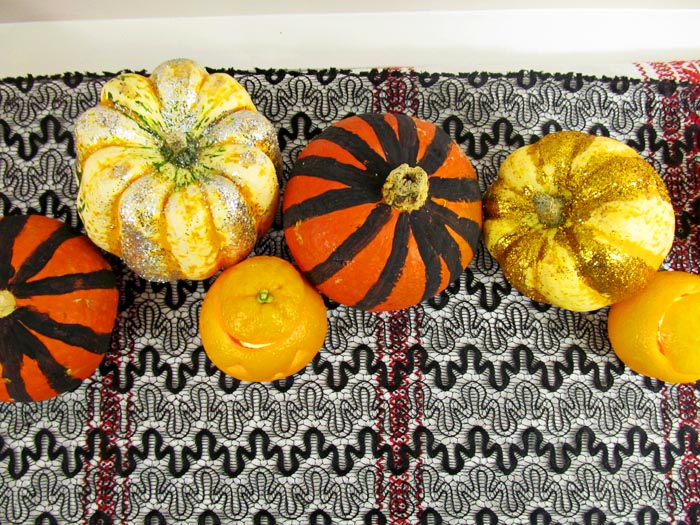 Jessthetics / Decorated Pumpkins