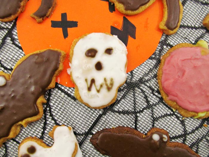 Jessthetics / Vegn Halloween Sugar Cookies