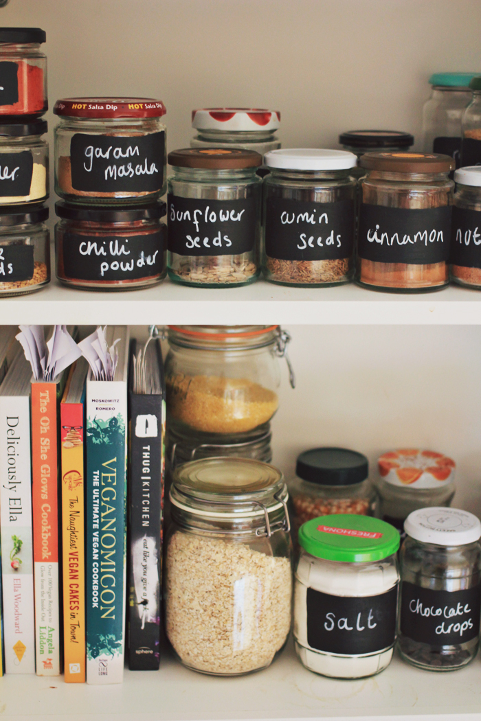 Jessthetics / DIY Spice Jars