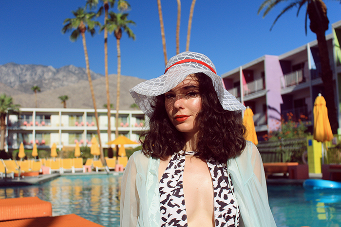 Jessthetics / Poolside at The Saguaro