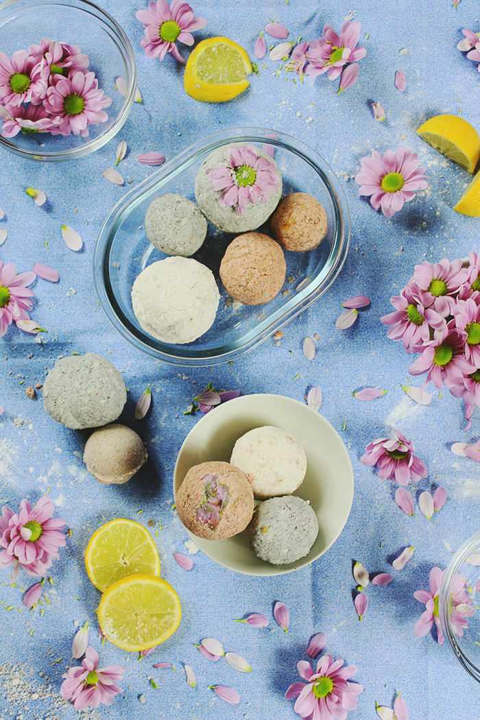 Jessthetics / Homemade Bath Bombs